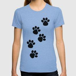 Lil' Black Paws T-shirt