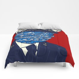 Captain of the Salty Waves Comforters