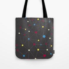 Molecules Tote Bag