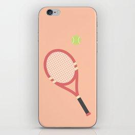#19 Tennis iPhone Skin