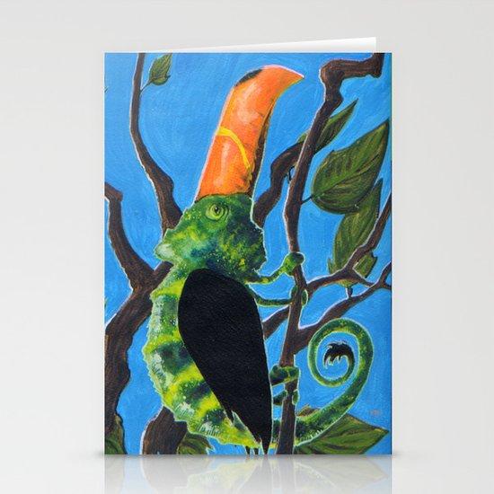 Tukameleon Stationery Cards