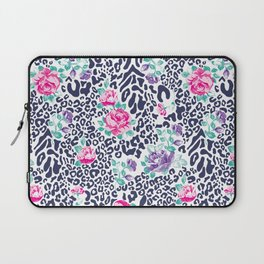 floral animal Laptop Sleeve