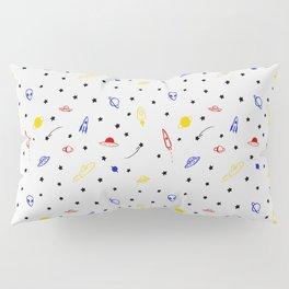 Space Age Pillow Sham