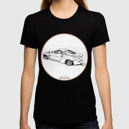 Crazy Car Art 0200 T-shirt