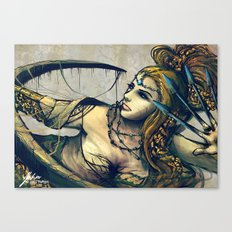 Zodiac Sign: Sagittarius Canvas Print