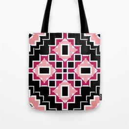 Geoplay : Pink Gold Tote Bag