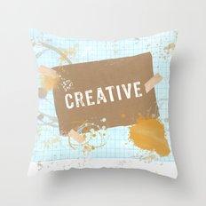 creative Throw Pillow