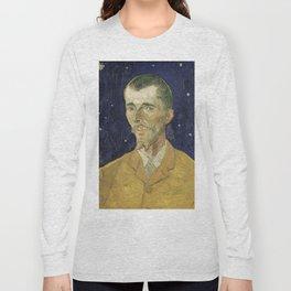 Eugene Boch by Vincent van Gogh Long Sleeve T-shirt