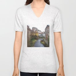 Water of Leith Edinburgh 3 Unisex V-Neck