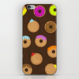 Donuts iPhone Skin