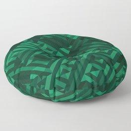 Atacamite Floor Pillow