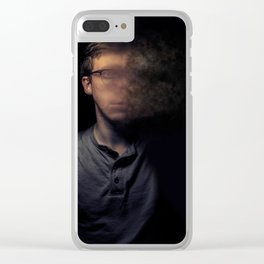 Sand! Clear iPhone Case