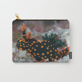 Orange-spotted Nembrotha Monster Nudibranch Carry-All Pouch