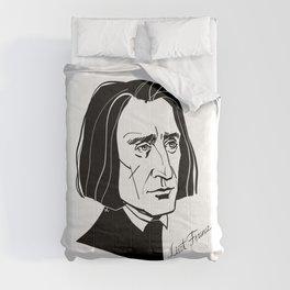 Franz Liszt Comforters