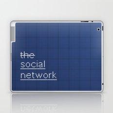 MOVIE SCRIPT / the social network Laptop & iPad Skin
