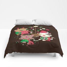 Holiday Crew Comforters