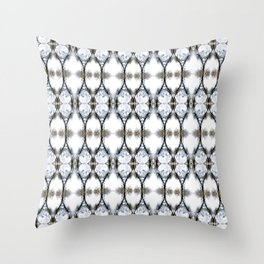 Chain Repeat Throw Pillow