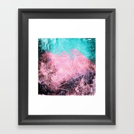 Be a Star Framed Art Print