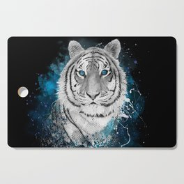 Tiger, don't stop...BE strong Cutting Board