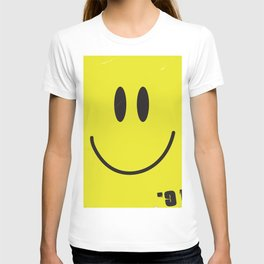 Acid house '91 vintage smiley face T-shirt