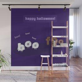 Happy Halloween Wall Mural