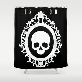 A Century of Horror Classics :: The Picture of Dorian Gray Shower Curtain