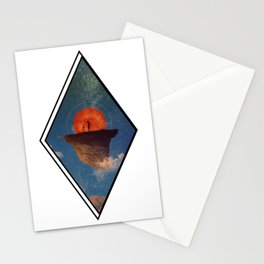Little prince - The Story of a Rose Stationery Cards