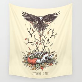 Eternal Sleep Wall Tapestry