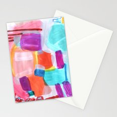 Summer Umbrella Stationery Cards