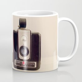 Persimmon and a Brownie Coffee Mug