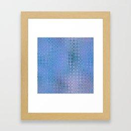 Vinca Minor Framed Art Print