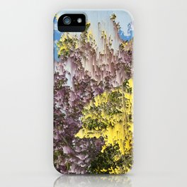 Interference #1 iPhone Case