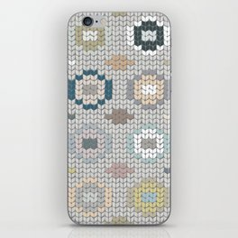 Wooly iPhone Skin