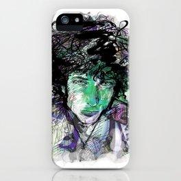 Bob Dylan iPhone Case