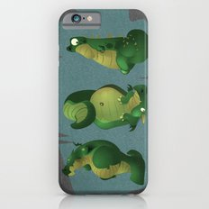 3 dragons in a cave Slim Case iPhone 6s