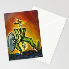 Dodad man. Stationery Cards