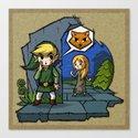Legend of Zelda Wind Waker Meow T-Shirt by purrdemonium