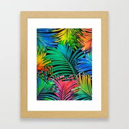 My Tropical Garden 15 Framed Art Print