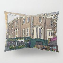 London Sunrise Pillow Sham