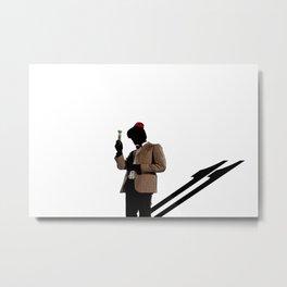 Doctor 11... Metal Print