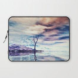 Winter am See Laptop Sleeve