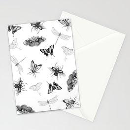 Entomologist Dreams Stationery Cards