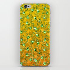Frog Festival iPhone & iPod Skin