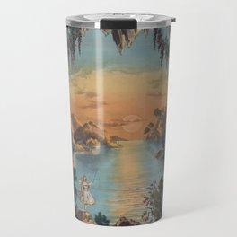 The Fairy Grotto (1867) Travel Mug