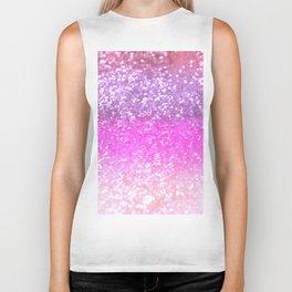 Unicorn Girls Glitter #1 #shiny #decor #art #society6 Biker Tank