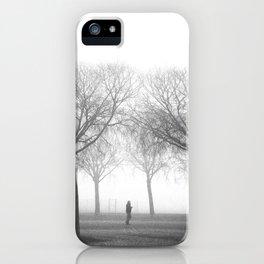 Landscape stories_Plans iPhone Case