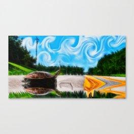 RUNAWAY Canvas Print