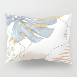 Line in Nature III Pillow Sham