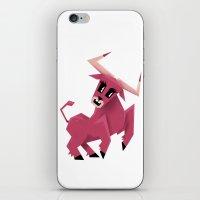 taurus iPhone & iPod Skins featuring Taurus! by Yetiland