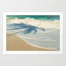 SEA-MY-TREE Art Print